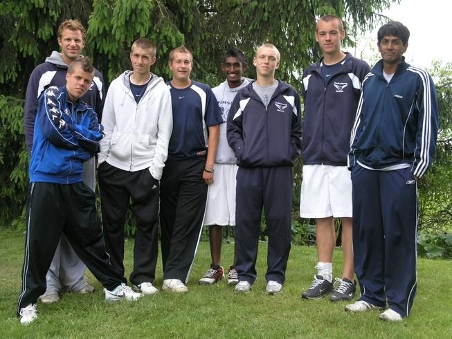 Picture of Tennis Team