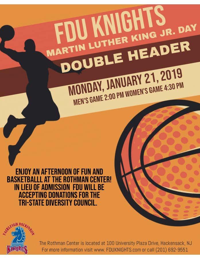 MLK Day Basketball Game