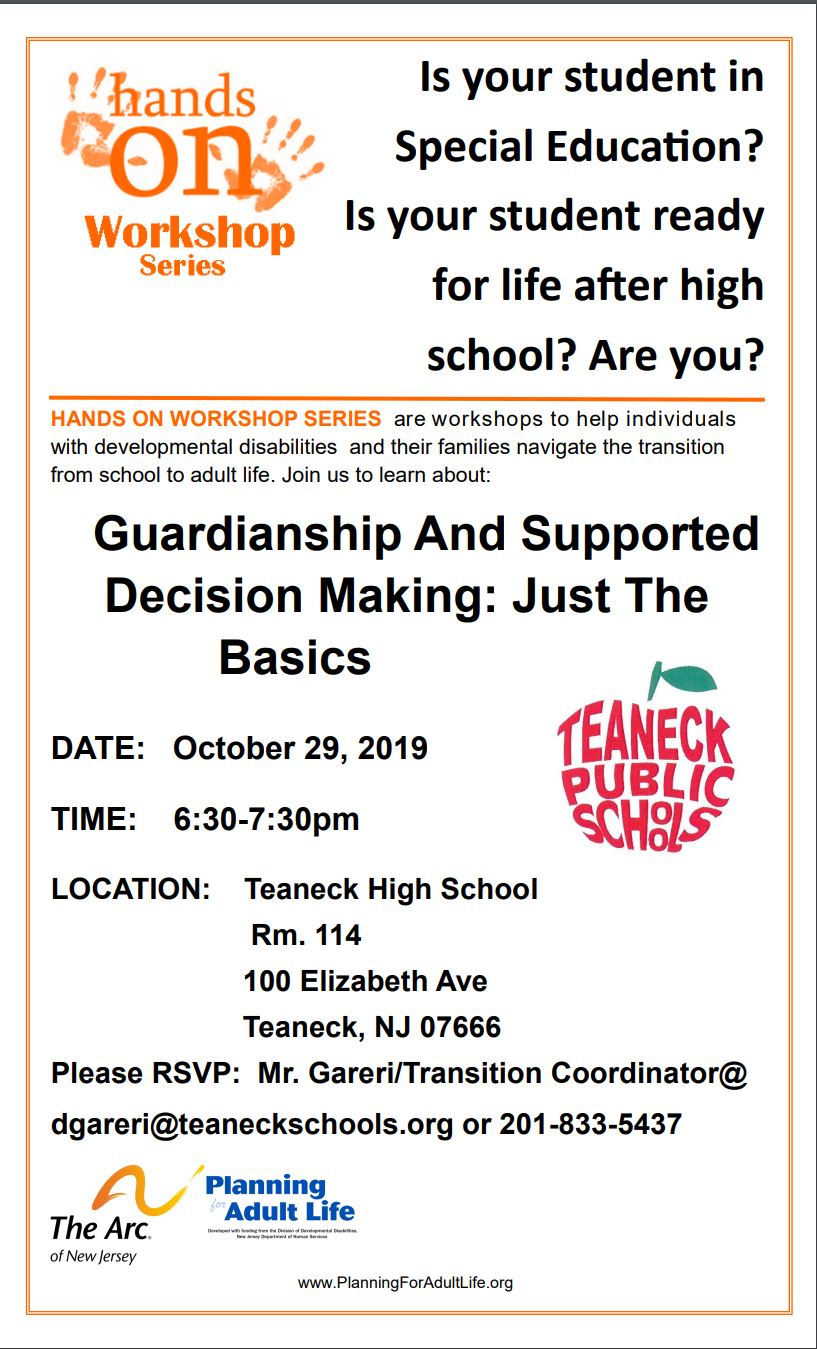 Guardianship And Supported Decision Making: Just The Basics