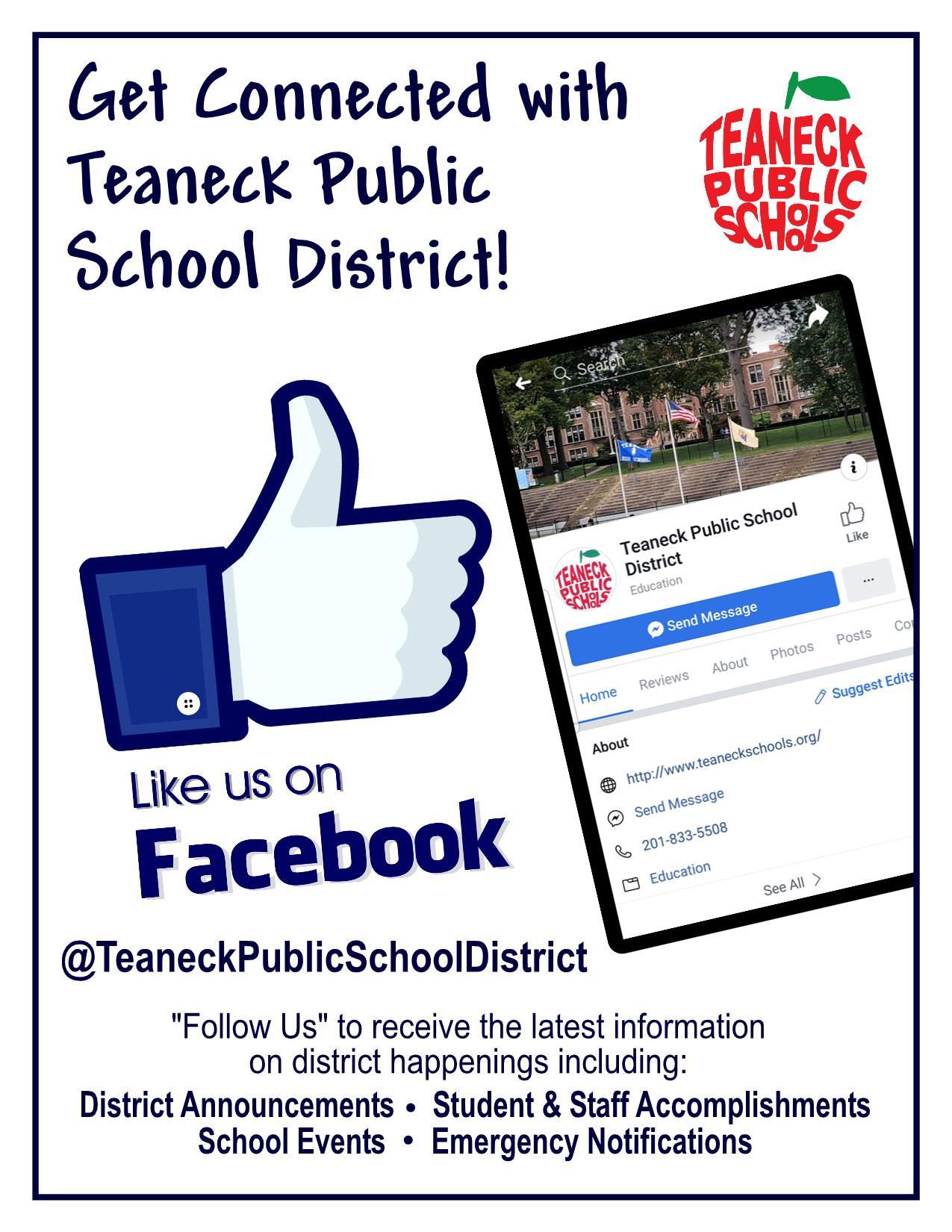 Teaneck Facebook