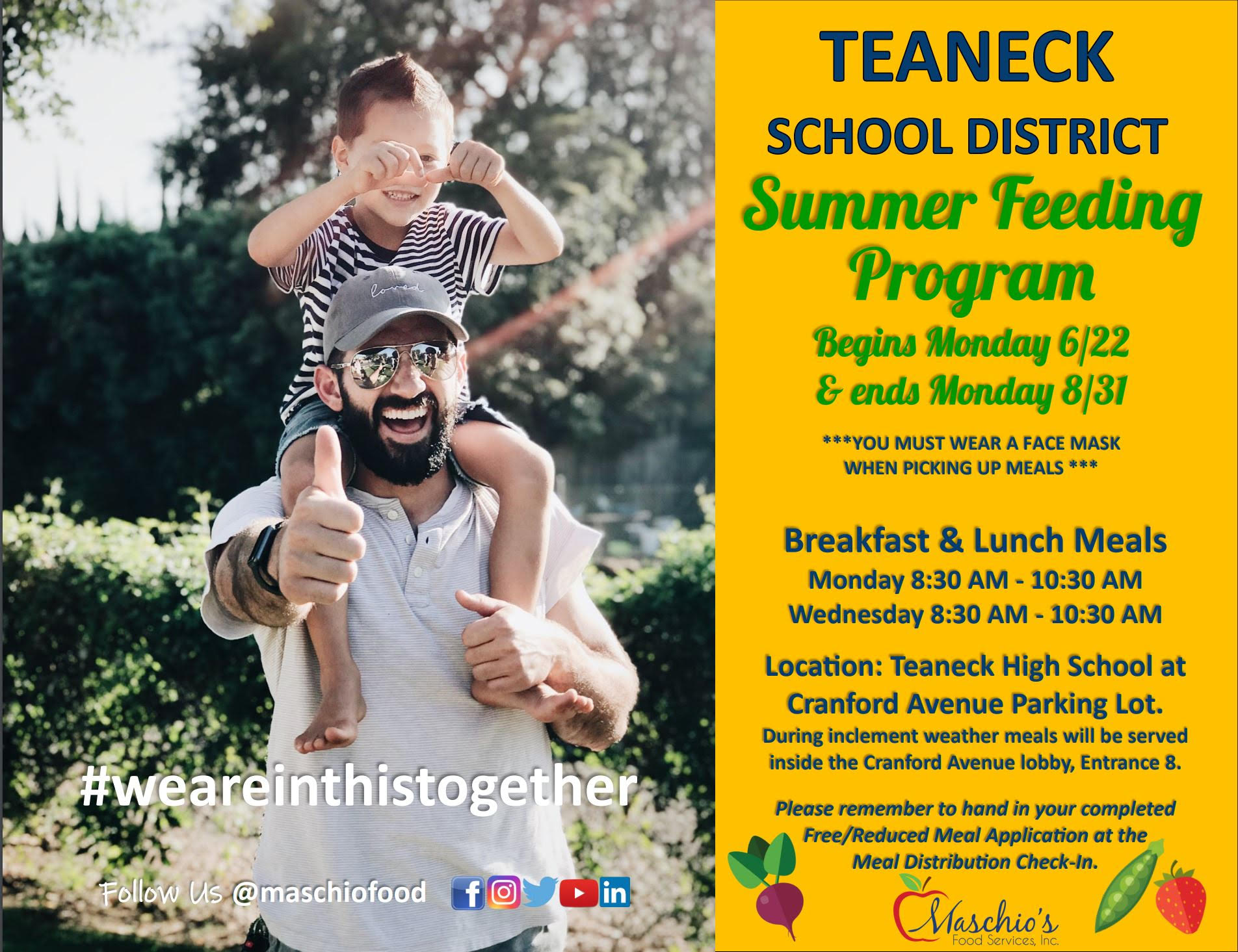 Teaneck Feeding Program