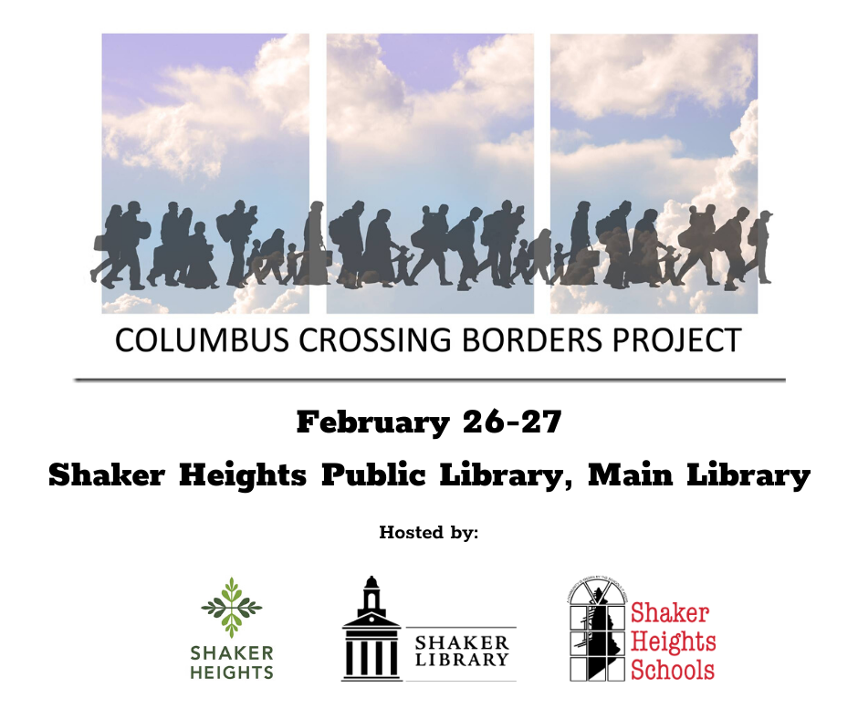 Columbus Crossing Borders