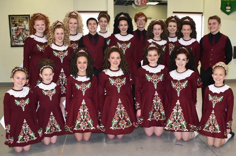 Irish Dancing Team