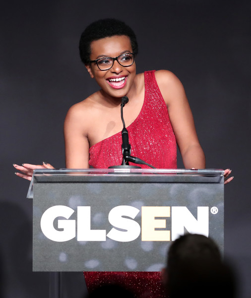 Ose at GLSEN Awards