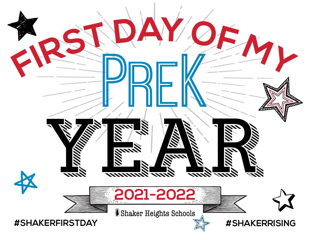 PreK Back-to-School Signs