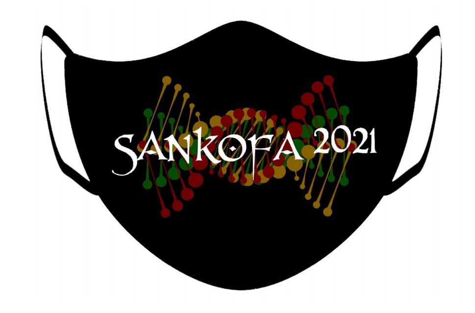 sankofa mask