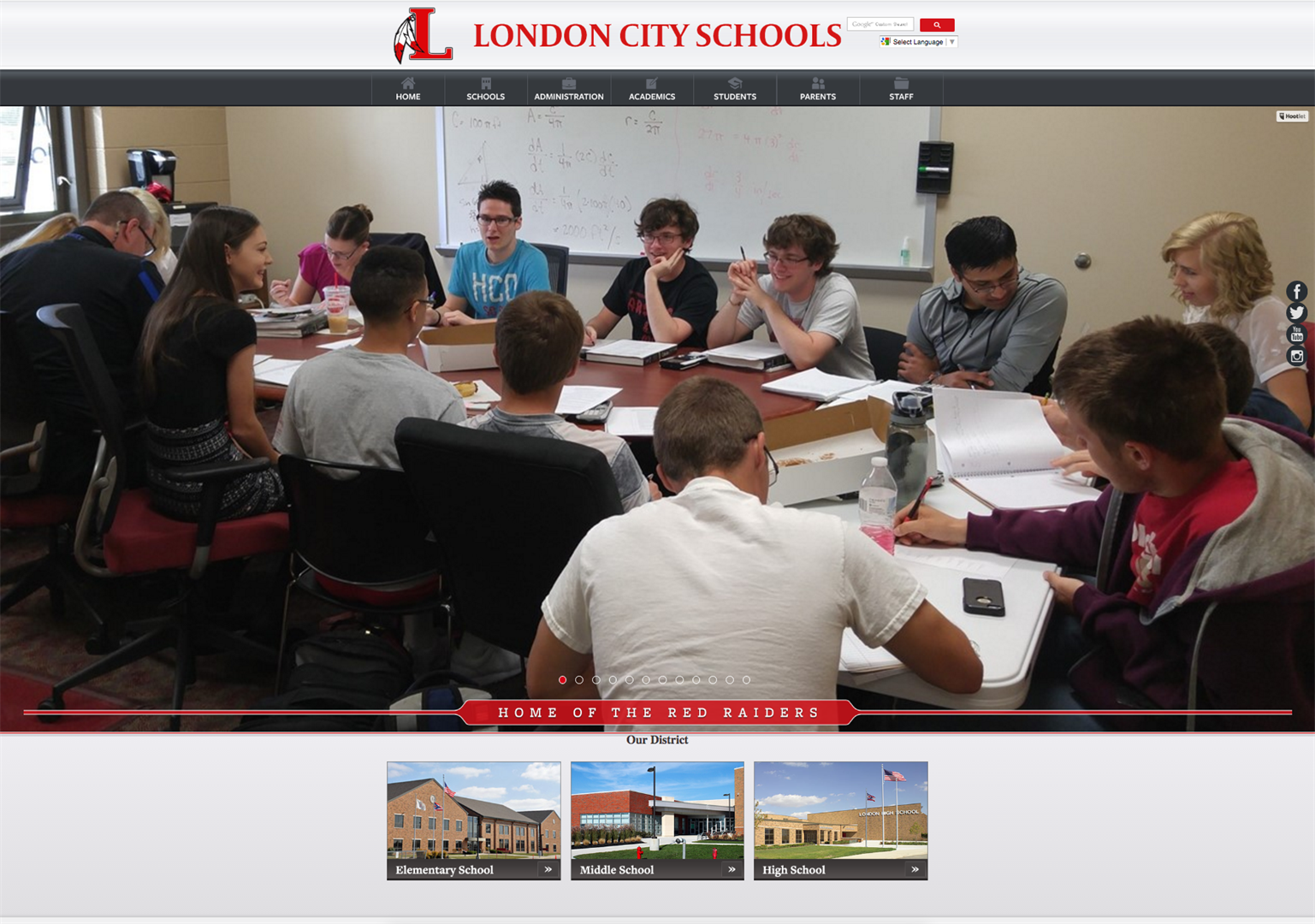 London City Schools by eSchoolView