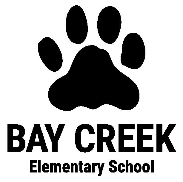 BCES Black Paw Logo