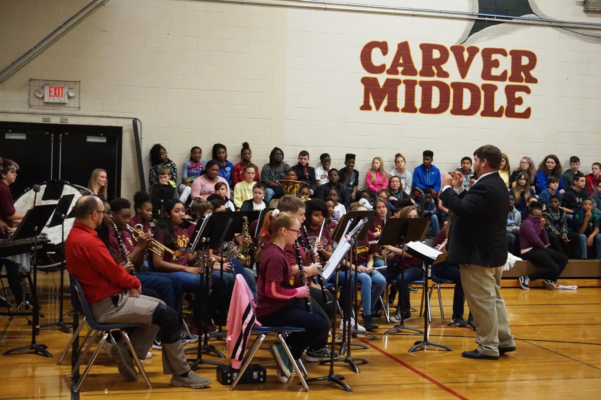CMS Band