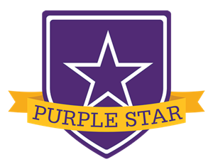 Purple Star Award Logo
