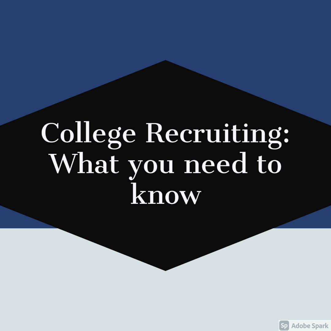 College Recruiting:  What you need to know