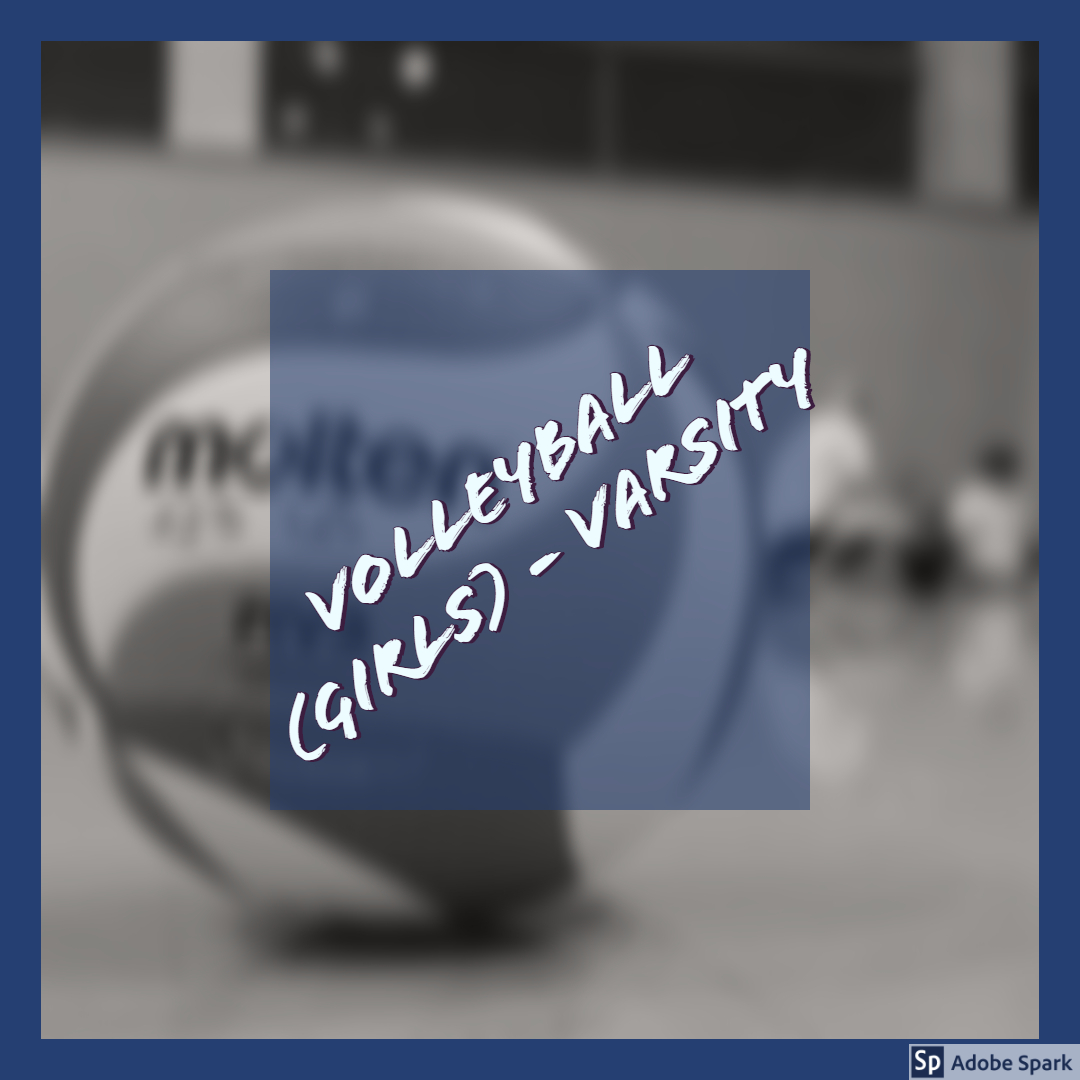 Volleyball Girls Varsity