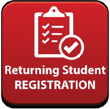 Returning Student Enrollment Button