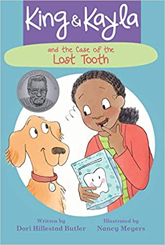 King & Kayla and the Case of the Lost Tooth book cover