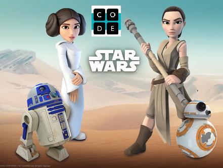 Star Wars CODE image