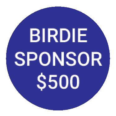 Birdie-sponsor