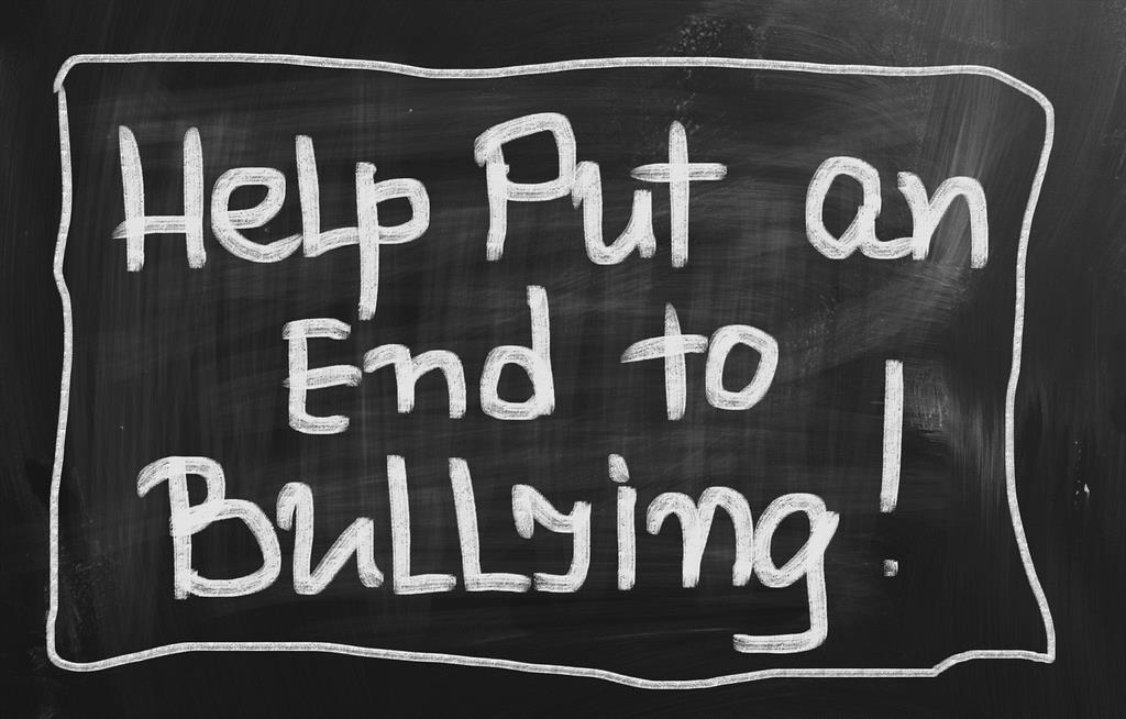 Help put an end to bullying