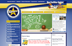 North Ridgeville CSD Website