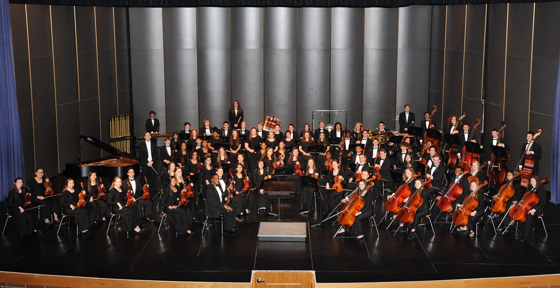 Twinsburg Symphony Orchestra 2018
