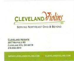 Cleveland Violins