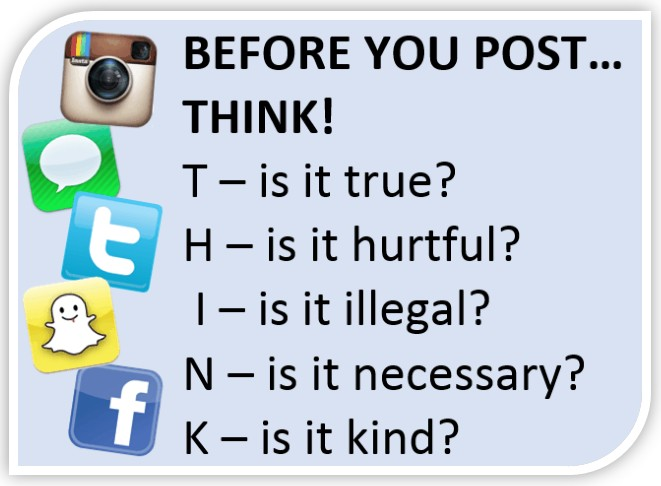 Before You Post