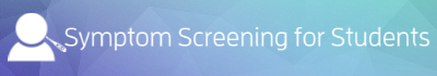 Symptom Screening Icon
