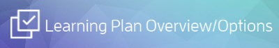 Learning Plan Overview Icon
