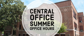 Central Office Summer Hours Icon