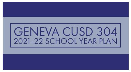 2021-22 School Year Plan Banner