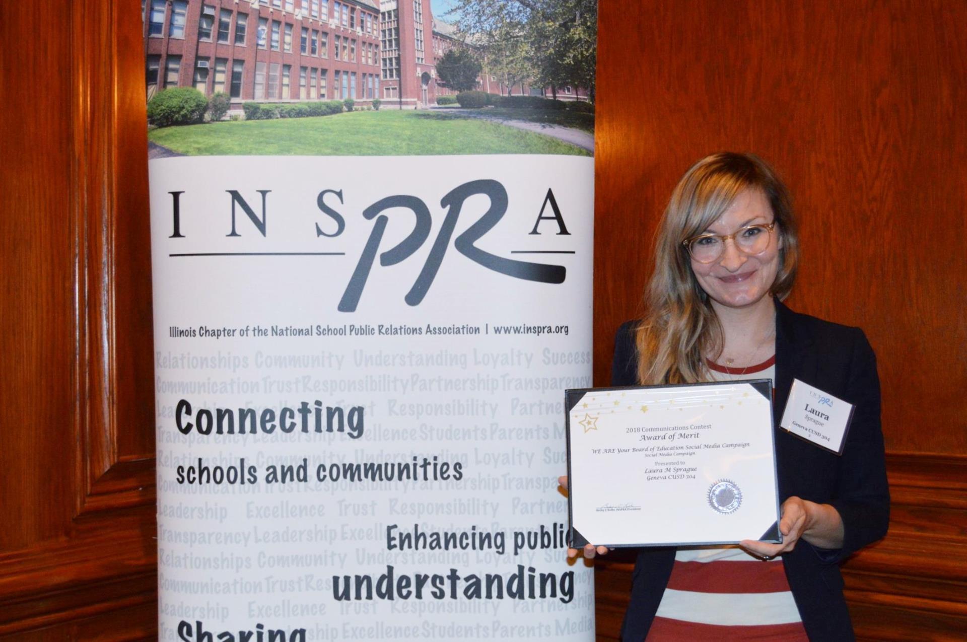 INSPRA Communications Awards
