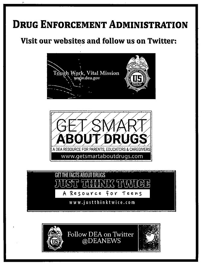 DEA websites