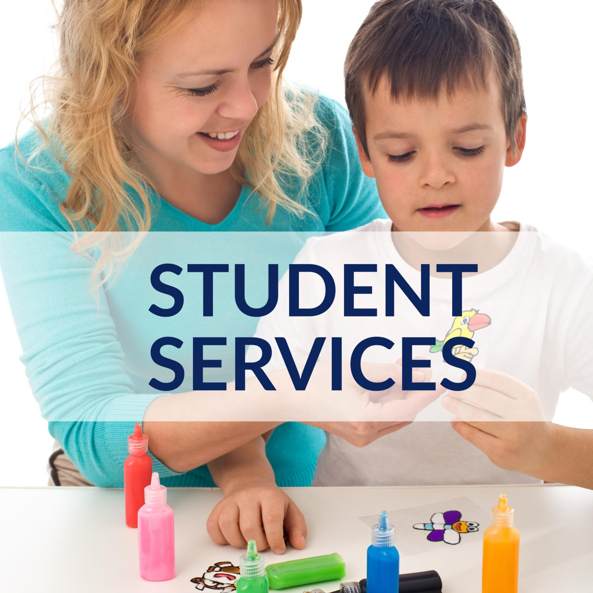 Data Dashboard Student Services