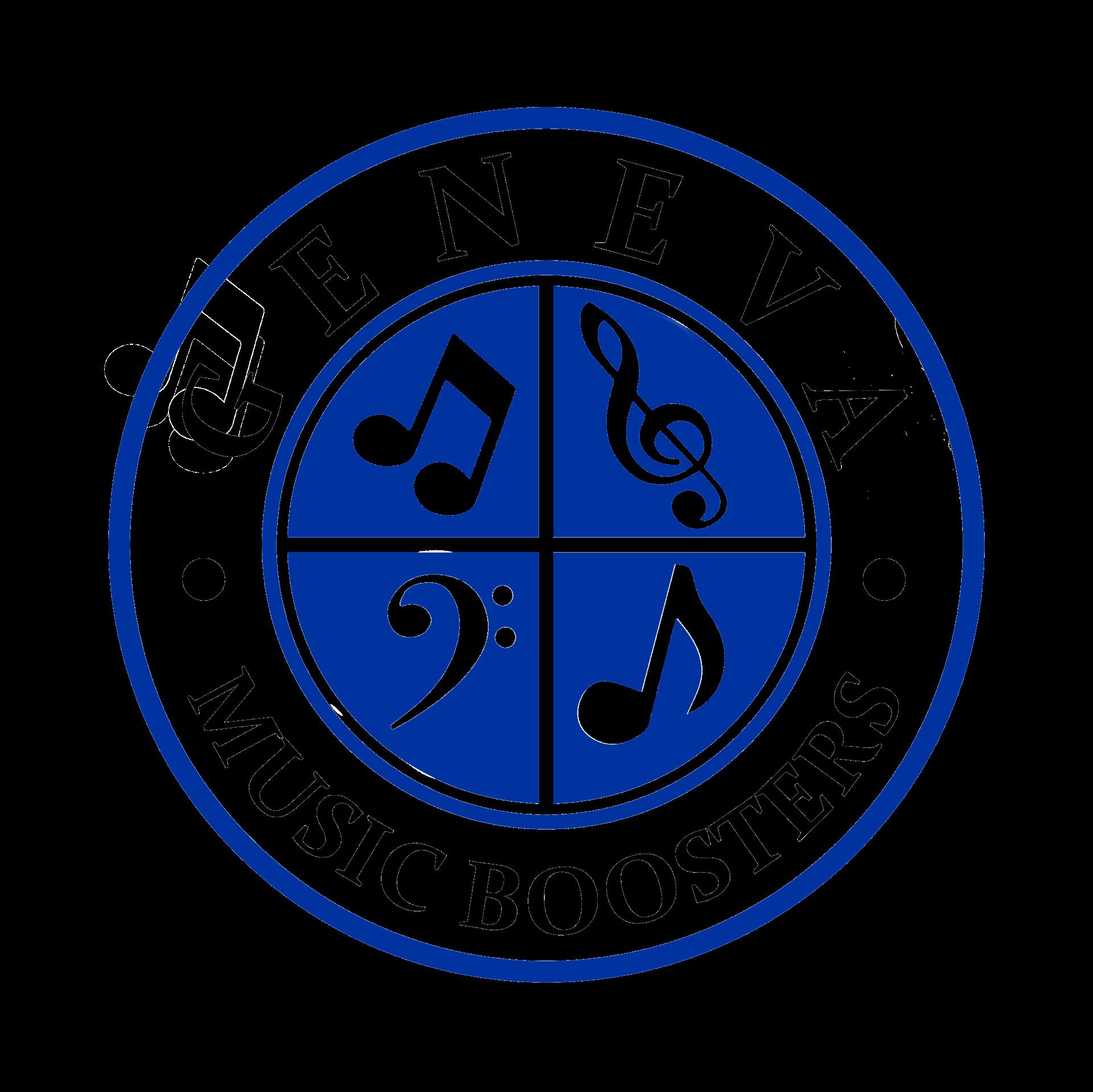 Geneva Music Boosters Logo