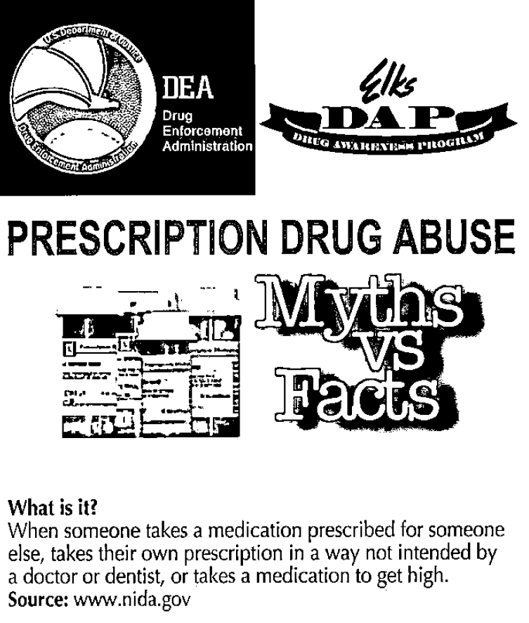 DEA Myths vs Facts