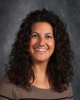 Principal Kimberly Hornberg