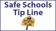 Safe Schools Tip Line Thumnbnail