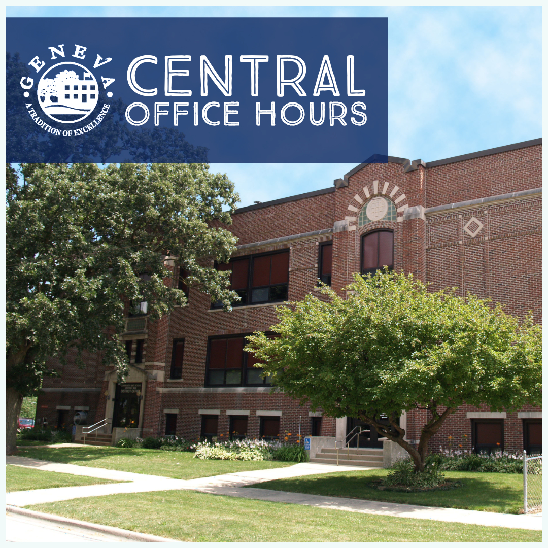 Central Office Hours
