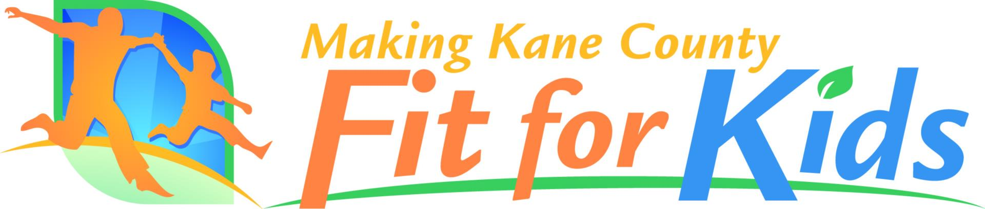 Making Kane County Fit for Kids Logo