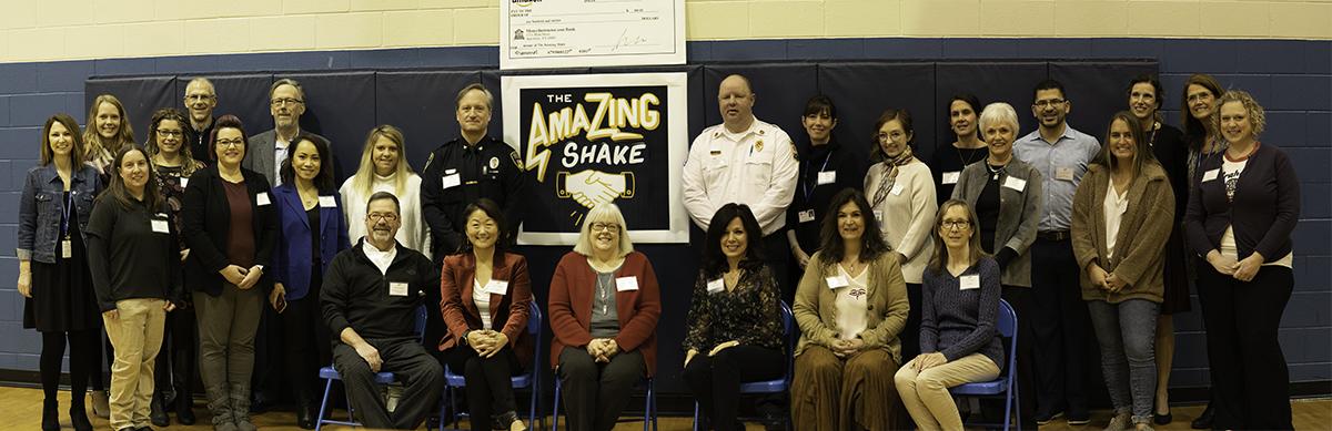 Round 1 Amazing Shake Judges
