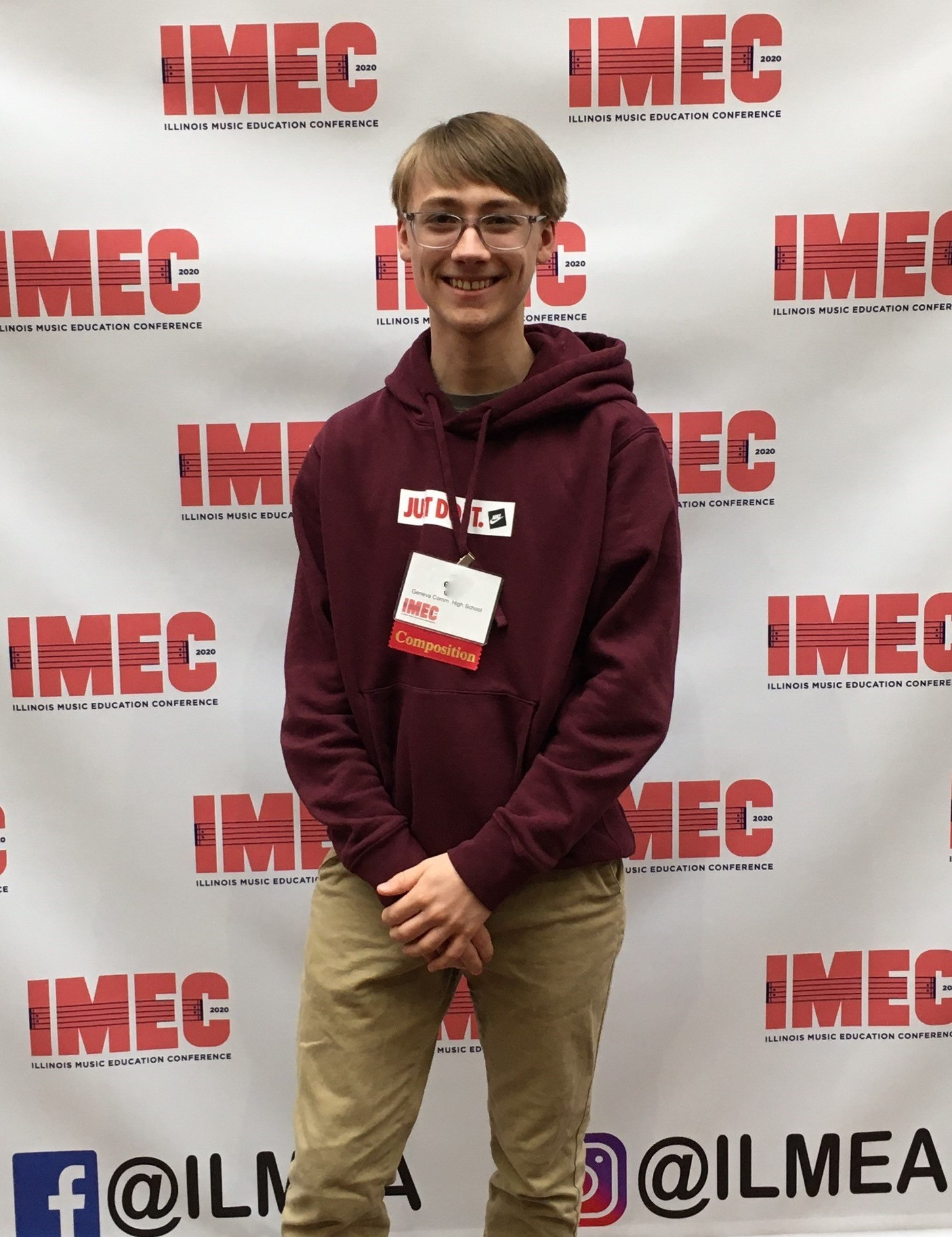 GHS Music Student Attends ILMEA Last Year
