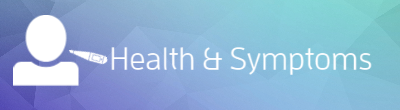 health & symptoms icon