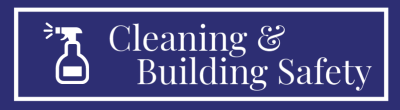 Cleaning & Building Safety Icon