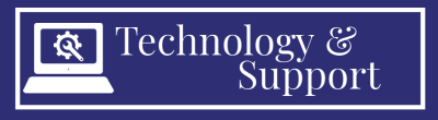 Technology & Support Icon