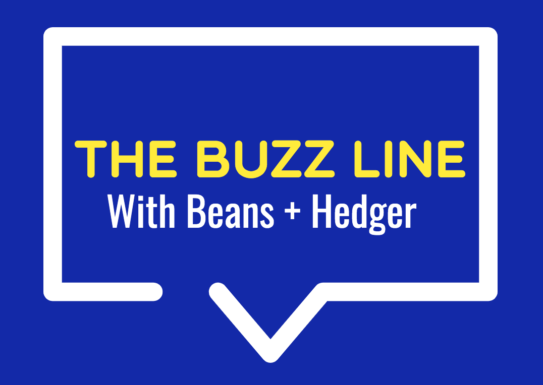 Click here to access The Buzz Line YouTube Playlist