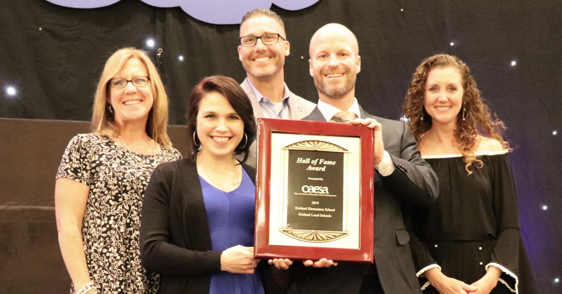 PBIS Gold Award
