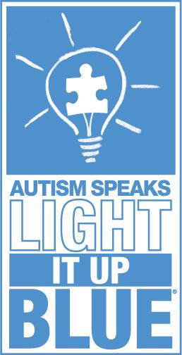 Autism Speaks - Light It Up Blue Autism Awareness