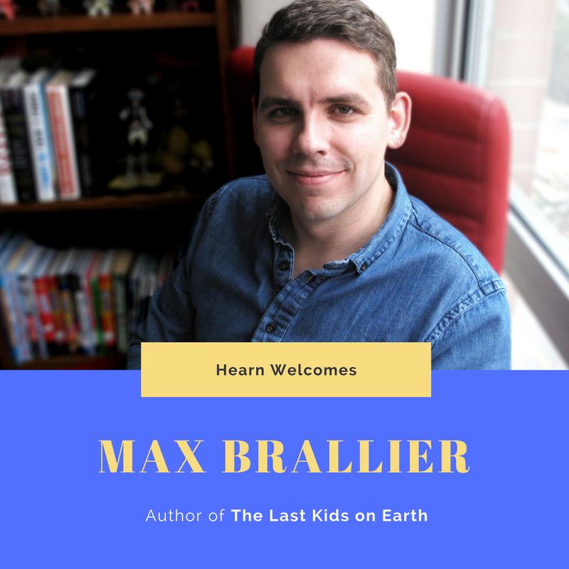 Author Max Brallier