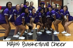 Badsketball Cheer