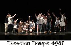Thespian Troupe #5318