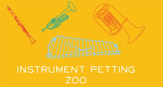 Instrument Petting Zoo